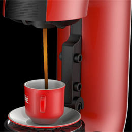 Toppen - Nescafe Dolce Gusto - cover
