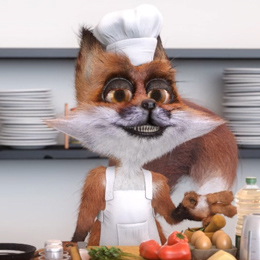 Toppen - The Fox Chef Show - cover
